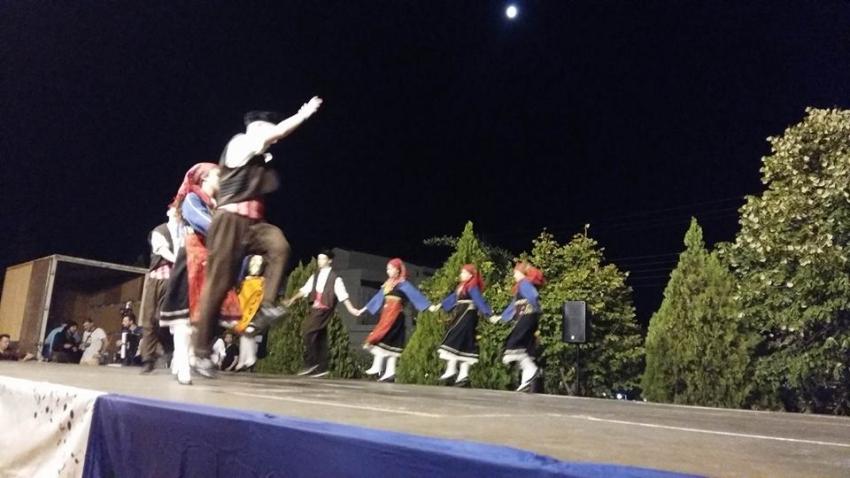 2η Συνάντηση Παραδοσιακών Χορευτικών στο Ωραιόκαστρο